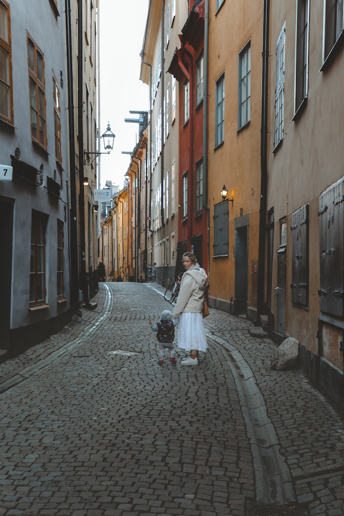Sweden - Stockholm Old Town Vibes (c) Johanna Häusler